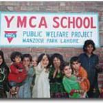 世界各地のYMCA支援活動