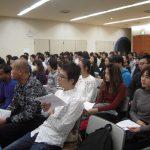 12/22(木) 日本語科 クリスマス礼拝